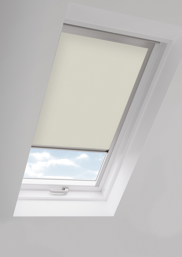 Velux U04 - Beige Roof Blinds