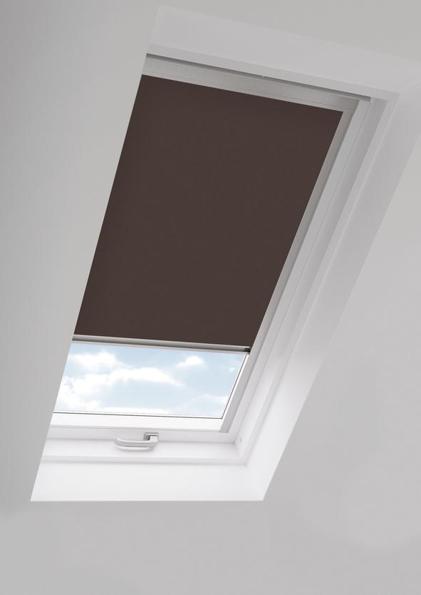 Velux UK08 - Bruin Roof Blinds