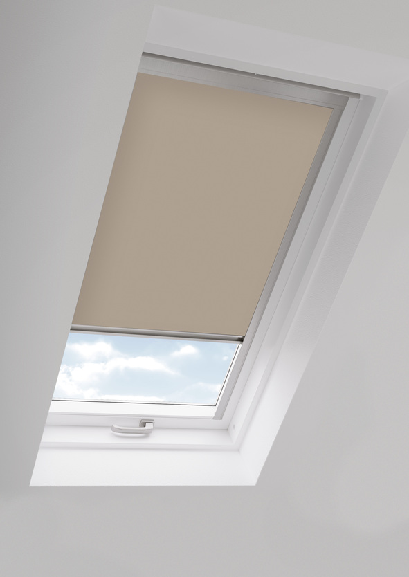 Velux 306 - Sand Roof Blinds