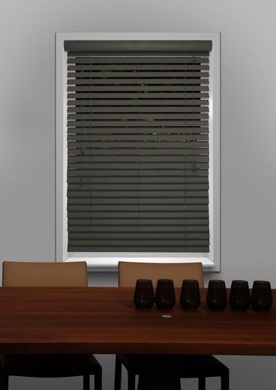 Grijs houtprint Houtimitatie 35mm