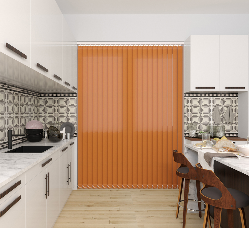 Emily Sienna Deco Vertical Blinds 89mm