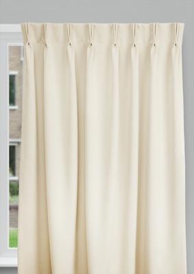 Cadix Beige Budget curtains