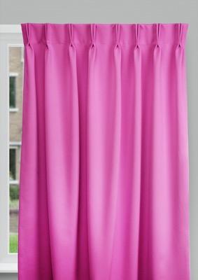 Cadix Violet Budget curtains