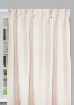 Cadix Taupe Budget curtains