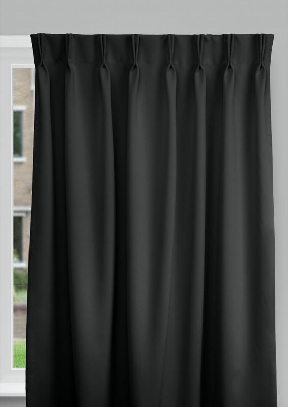Cadix Black Budget curtains