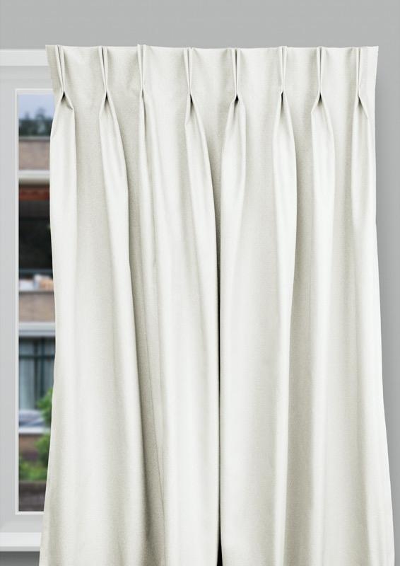 Seville Beige Budget curtains
